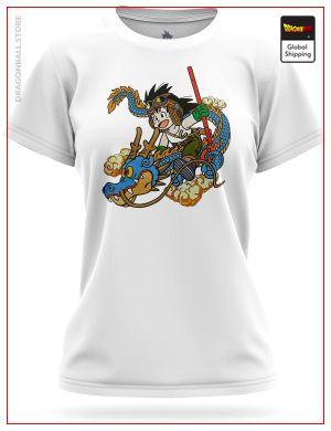 DBZ Woman T-Shirt Shenron 8753 / XS Official Dragon Ball Z Merch