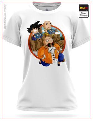 DBZ Woman T-Shirt Kamé Sennin 8766 / XS Official Dragon Ball Z Merch