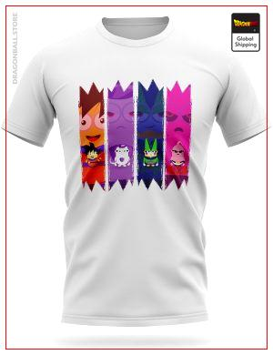 Dragon Ball Z T-Shirt Me, Ugly and Bad S Official Dragon Ball Z Merch