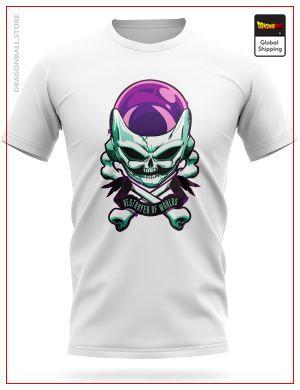 Dragon Ball T-Shirt Freezer the Destroyer S Official Dragon Ball Z Merch
