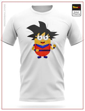 Dragon Ball T-Shirt Son Goku Minion S Official Dragon Ball Z Merch