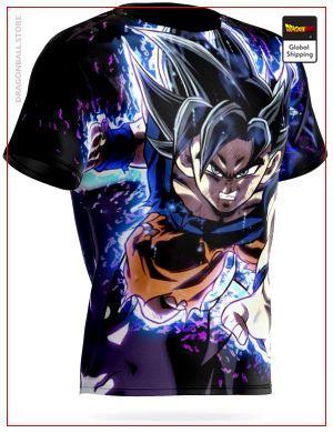 Dragon Ball Super T-Shirt Goku & Jiren XXS Official Dragon Ball Z Merch