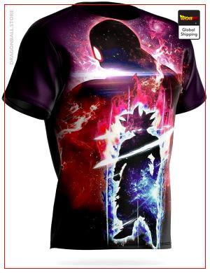 Dragon Ball Super T-Shirt Goku vs Jiren S Official Dragon Ball Z Merch