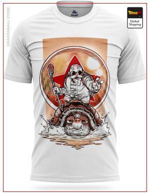Dragon Ball T-Shirt Kame Sennin S Official Dragon Ball Z Merch