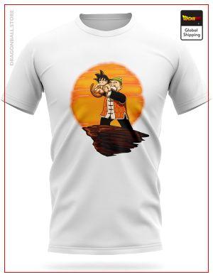 Dragon Ball T-Shirt Son Goku Lion King S Official Dragon Ball Z Merch