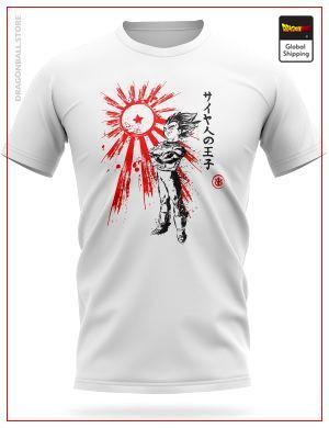 Dragon Ball Z T-Shirt Crystal Ball 1* White / S Official Dragon Ball Z Merch