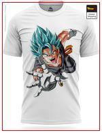 Dragon Ball Super T-Shirt Vegeto SSJ God SSJ S Official Dragon Ball Z Merch