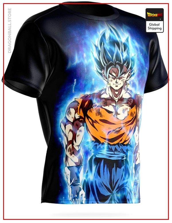 Dragon Ball Super T-Shirt Vegeto Ultra Instinct XXS Official Dragon Ball Z Merch