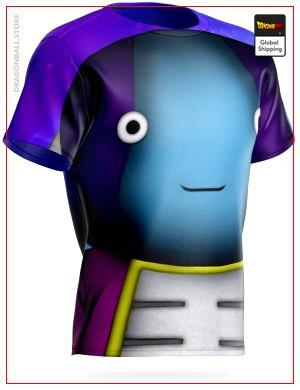 Dragon Ball Super T-Shirt Zeno Sama S Official Dragon Ball Z Merch