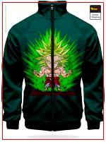 DBZ Track Jacket Broly XL Official Dragon Ball Z Merch