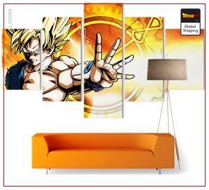Wall Art Canvas Dragon Ball Z  Xenoverse Medium / Without frame Official Dragon Ball Z Merch