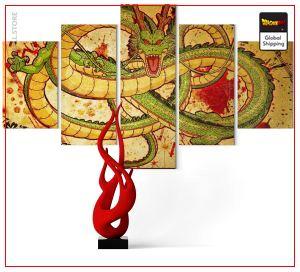 Wall Art Canvas Dragon Ball Z  Dragon Shenron Small / Without frame Official Dragon Ball Z Merch