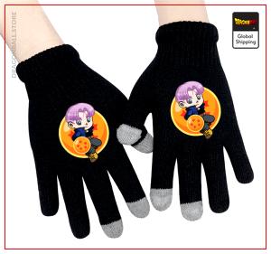 Dragon Ball gloves  Trunks Default Title Official Dragon Ball Z Merch