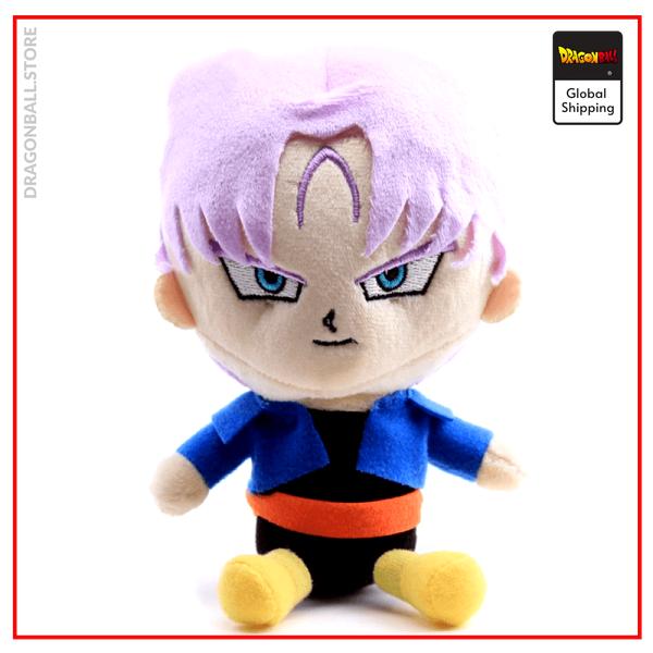 Dragon Ball Plush Trunks of the Future Default Title Official Dragon Ball Z Merch