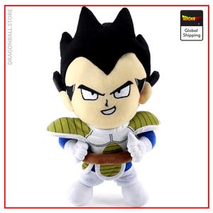 Dragon Ball Plush Vegeta Default Title Official Dragon Ball Z Merch