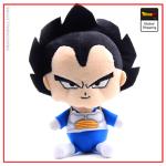 Dragon Ball Plush Vegeta Prince Saiyan Default Title Official Dragon Ball Z Merch