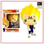 Funko Pop Dragon Ball  Majin Vegeta With the box Official Dragon Ball Z Merch