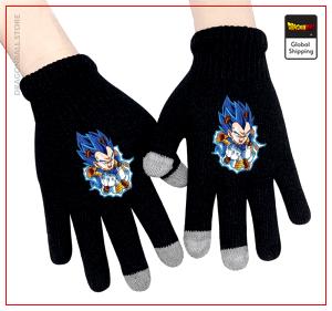 Dragon Ball gloves  Fury Vegeta Default Title Official Dragon Ball Z Merch