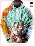 Dragon Ball Super Sweatshirt  Vegeto Legendary S Official Dragon Ball Z Merch