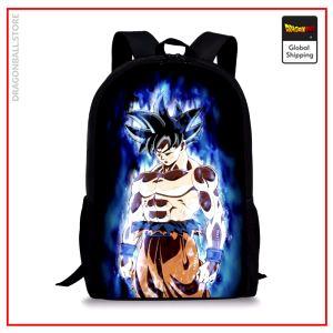 Dragon Ball S Backpack  Goku Ultra Instinct Default Title Official Dragon Ball Z Merch
