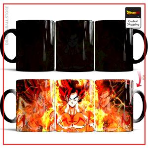 DBS Thermosensitive Mug  Goku Potential Revealed Default Title Official Dragon Ball Z Merch
