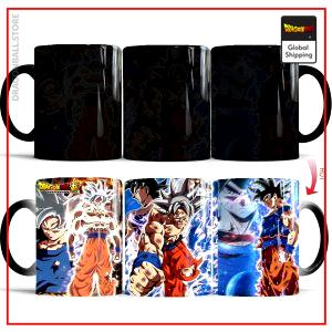 DBS Thermosensitive Mug  Goku Ultra Instinct Default Title Official Dragon Ball Z Merch