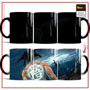 DBS Thermosensitive Mug  Goku vs Beerus Default Title Official Dragon Ball Z Merch