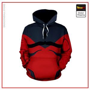 Jiren Pride Trooper Outfit Hoodie DBM2806 S Official Dragon Ball Merch