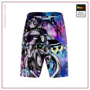 (DBMerch) Final Form Frieza Shorts DBM2806 Asian S Official Dragon Ball Merch