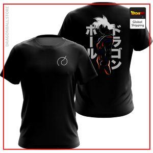 Ultra Instinct Goku - Whis Gi T-Shirt DBM2806 US Small Official Dragon Ball Merch