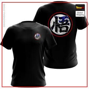Goku Kanji T-Shirt DBM2806 US Small Official Dragon Ball Merch