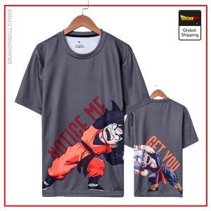 Goten & Kid Trunks Fusion Premium Streetwear T-Shirt DBM2806 S Official Dragon Ball Merch