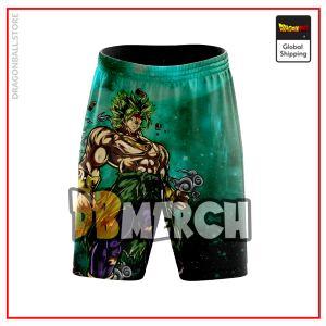 (DBMerch) Legendary Super Saiyan Broly Shorts DBM2806 Asian S Official Dragon Ball Merch