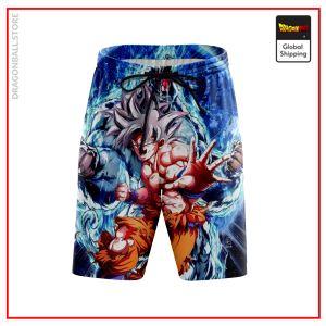 Ultra Instinct Goku Oozaru Shorts DBM2806 Asian S Official Dragon Ball Merch