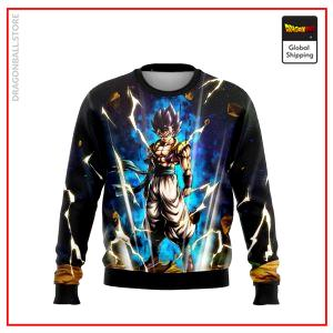(DBMerch) Base Form Gogeta Legends Sweatshirt DBM2806 US S Official Dragon Ball Merch