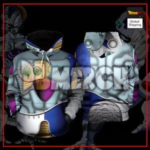 (DBMerch) Mecha Frieza Armor Hoodie DBM2806 US M Official Dragon Ball Merch