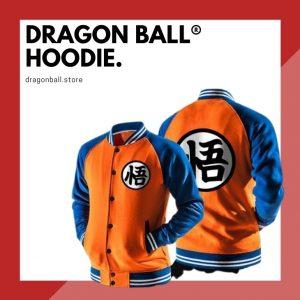 Dragon Ball Hoodies