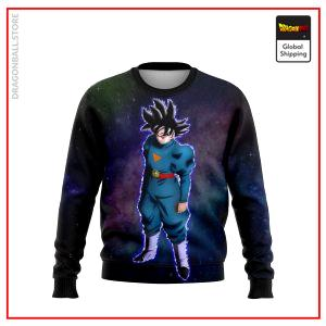 (DBMerch) Grand Priest Goku Sweatshirt DBM2806 US S Official Dragon Ball Merch