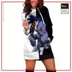 Goku Black Hoodie Dress DBM2806 XS Official Dragon Ball Merch