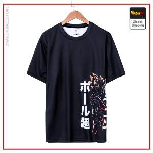 Goku Premium Streetwear T-Shirt DBM2806 S Official Dragon Ball Merch