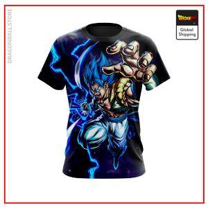 (DBMerch) Limited SSB Gogeta Legends T-Shirt DBM2806 US Small Official Dragon Ball Merch