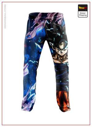 (DBMerch) Ultra Instinct Sign Goku Joggers DBM2806 Asian M Official Dragon Ball Merch