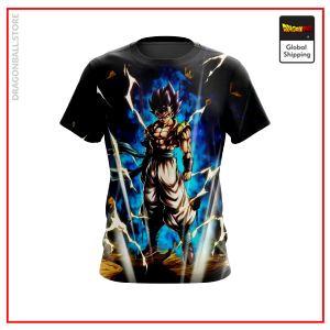 (DBMerch) Base Form Gogeta Legends T-Shirt DBM2806 US Small Official Dragon Ball Merch