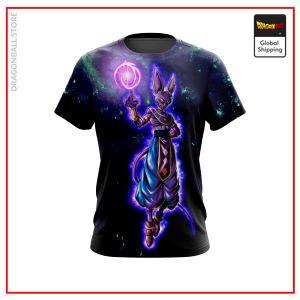 (DBMerch) Beerus Legends T-Shirt DBM2806 US Small Official Dragon Ball Merch