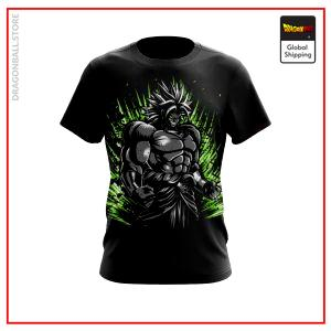 Dark Broly T-Shirt DBM2806 US Small Official Dragon Ball Merch