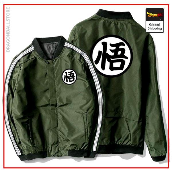 Black / 4XL Official Dragon Ball Merch