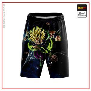 (DBMerch) SSJ Broly Shorts DBM2806 Asian S Official Dragon Ball Merch