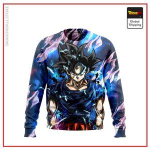 (DBMerch) Ultra Instinct Sign Goku Sweatshirt DBM2806 US S Official Dragon Ball Merch