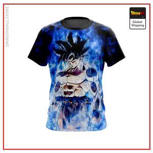 Ultra Instinct Goku T-Shirt DBM2806 M Official Dragon Ball Merch