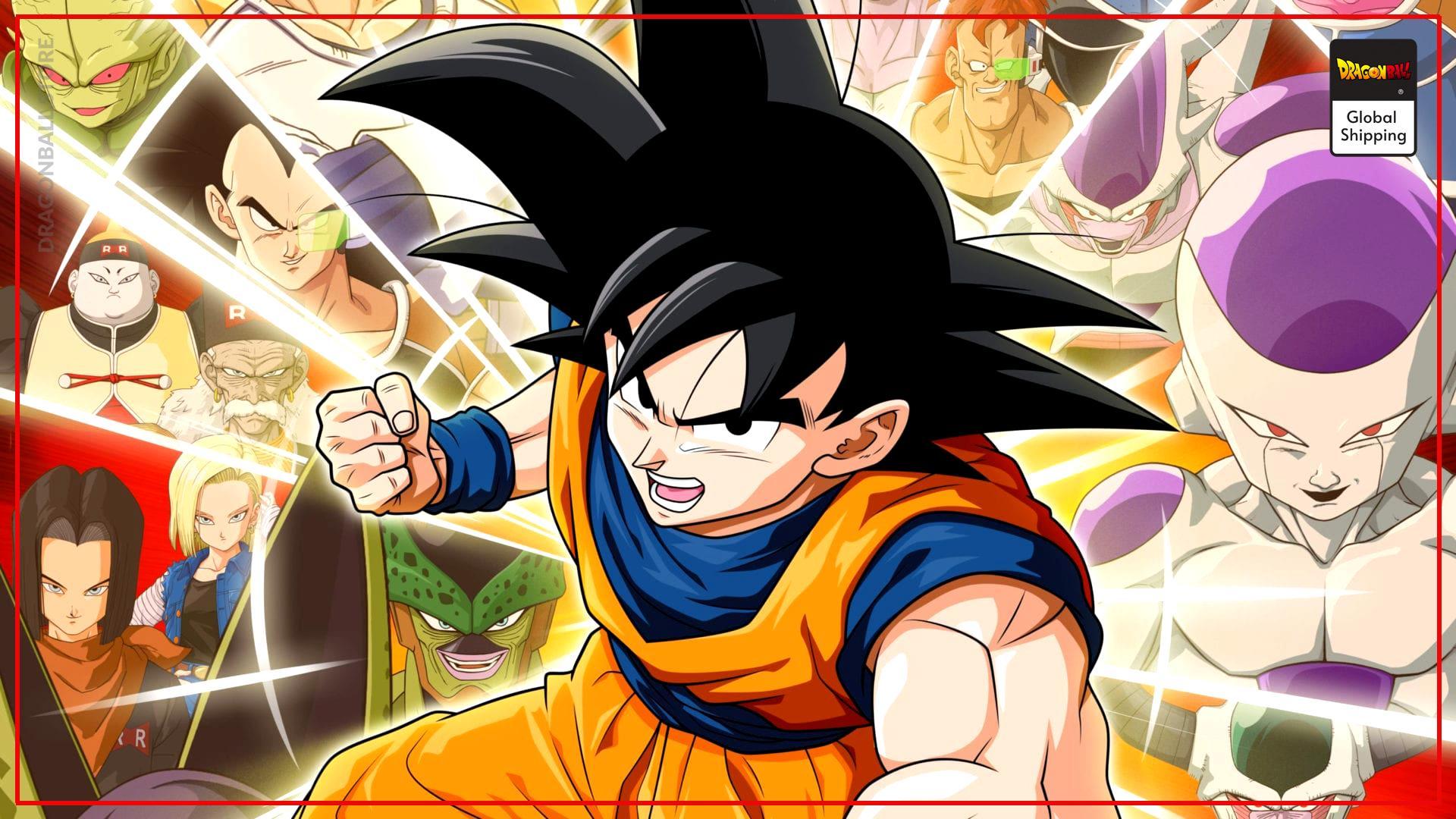 Dragon Ball Z Kakarot Hero scaled 1 - Dragon Ball Store